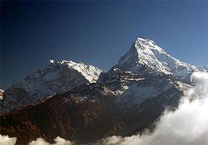 アンナプルナ ネパール