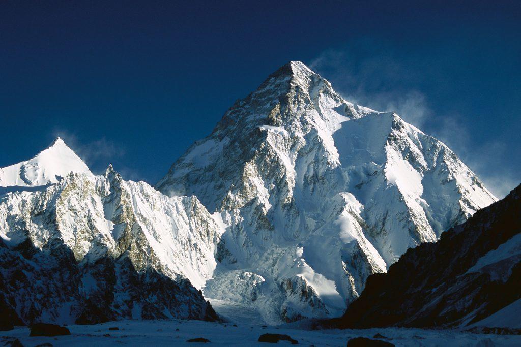 K2 パキスタン・中国