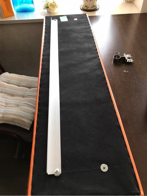 カングーカフェーテーブルの製作風景