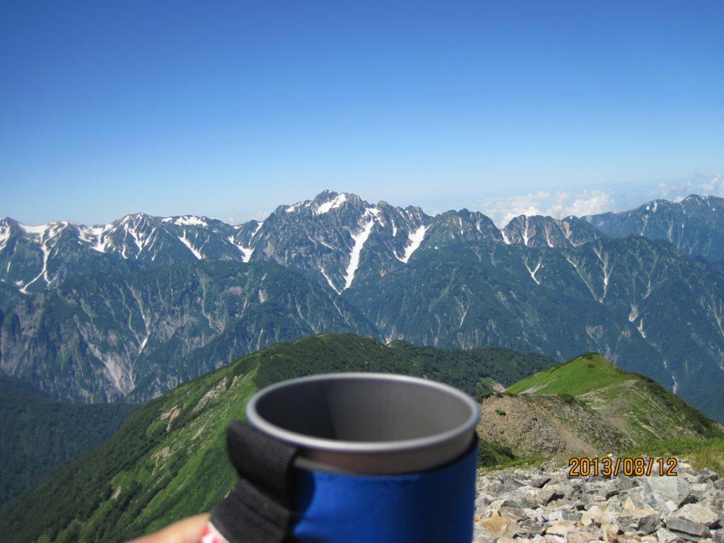 ジェットボイルでコーヒー|山頂での美味しいドリップコーヒの作り方