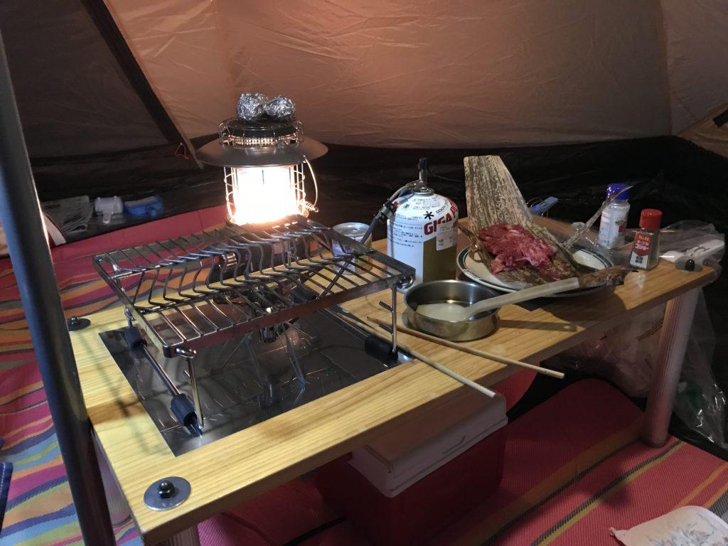 テント内におすすめの石油ストーブ ランキングベスト5【2020年版】