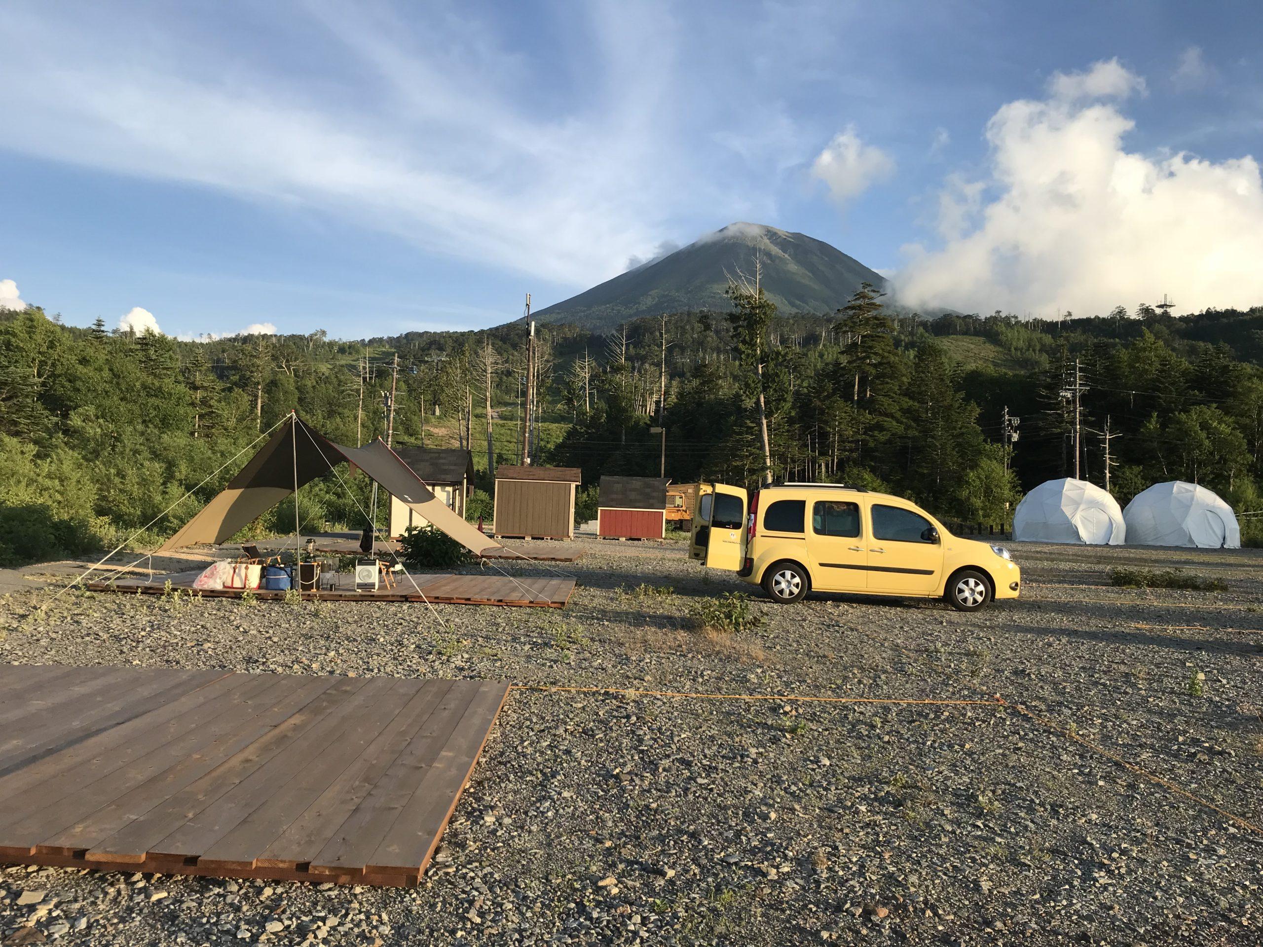 御嶽チャオキャンプ場