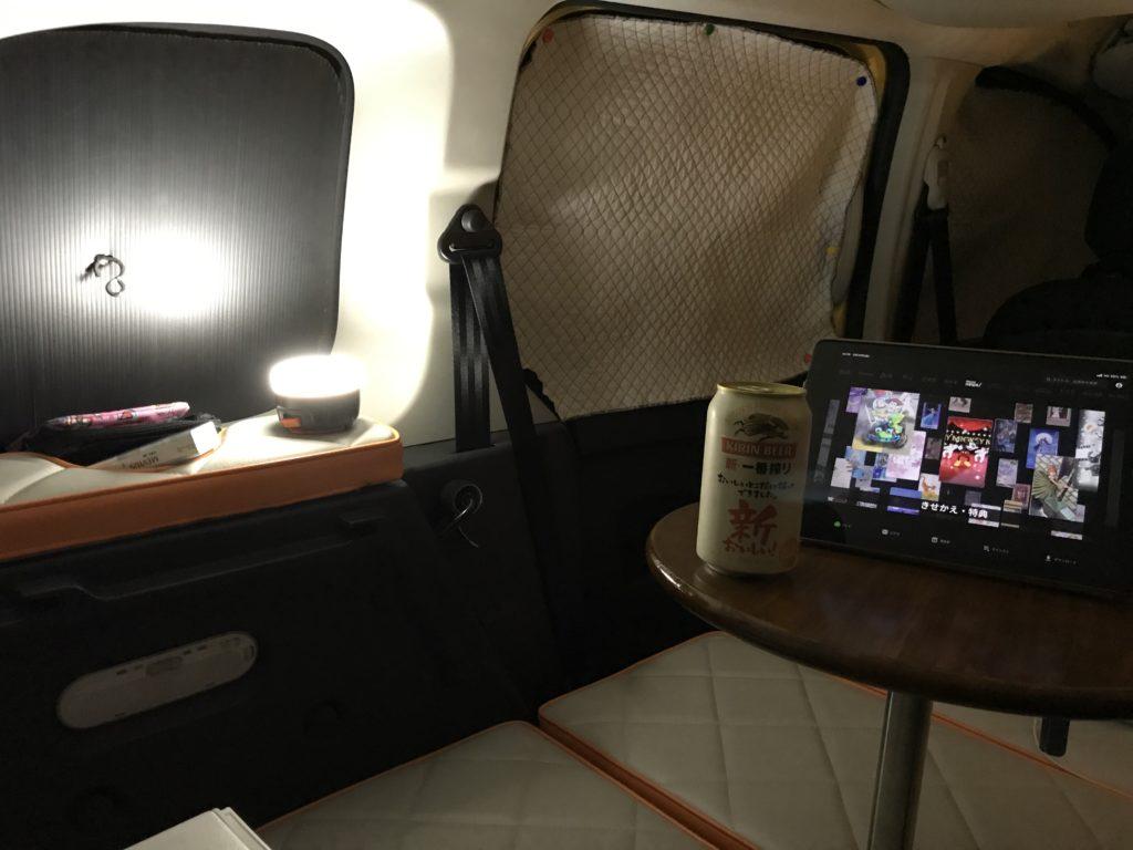 車中泊におすすめのLEDランタン|BRISIE LEDランタンのおすすめポイント