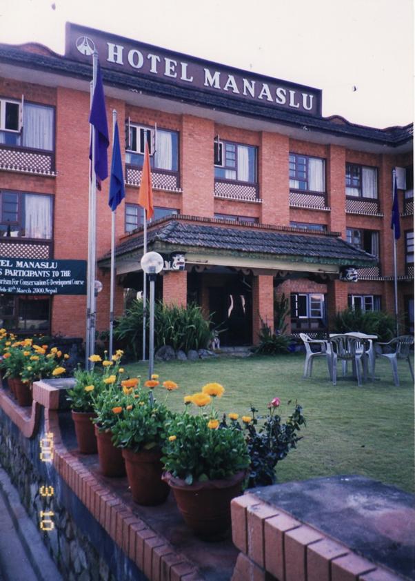 カンチェンジュンガのホテル