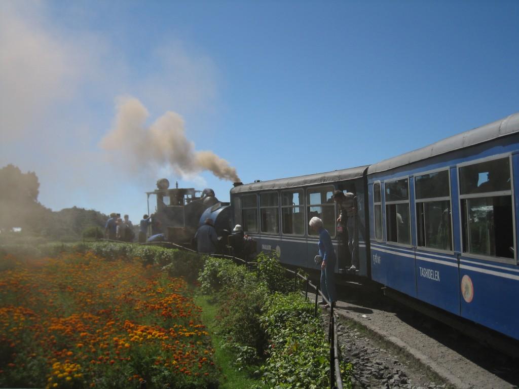 ヒマラヤ鉄道トイ・トレイン