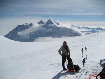 ヴィンソンマシフ登山