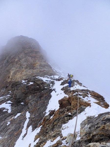 マッターホルン登山