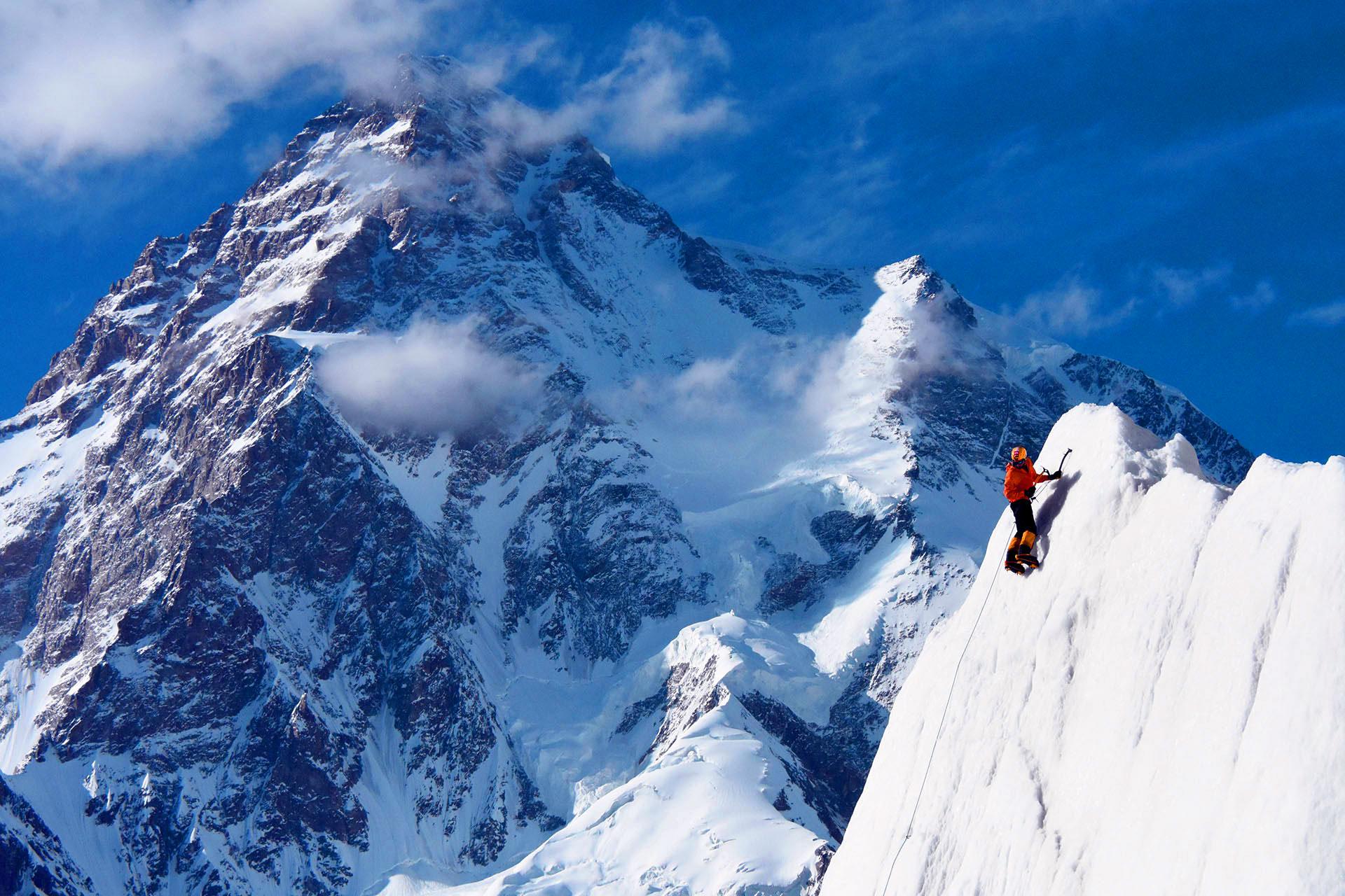 K2に登る