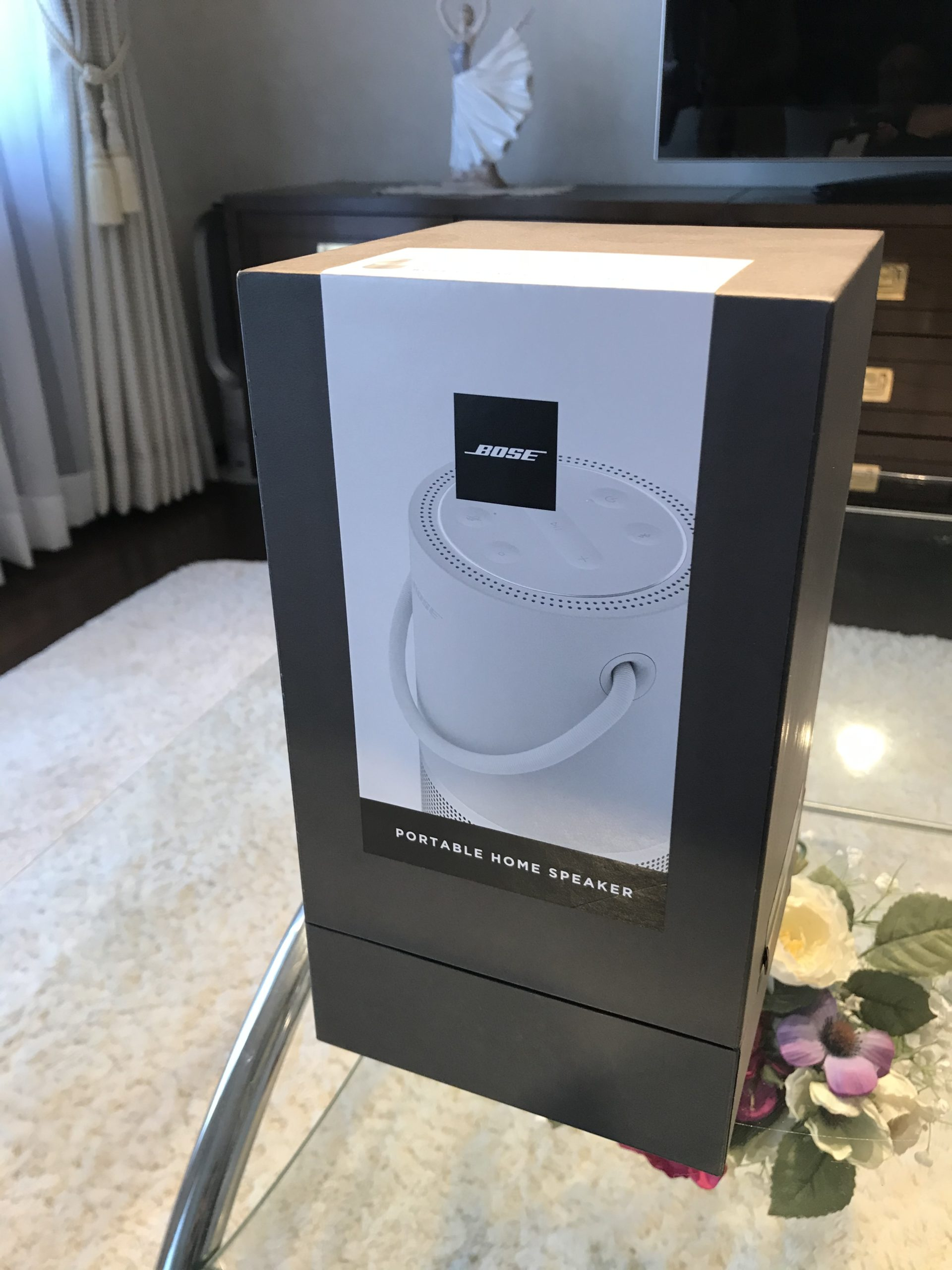 BOSE Portable Home Speaker箱