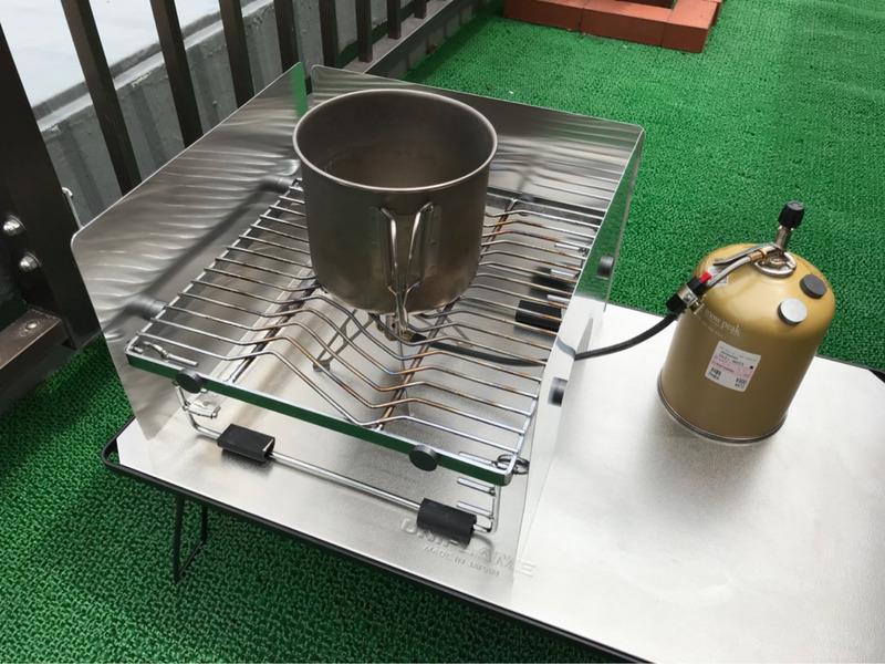 風防の料理モード