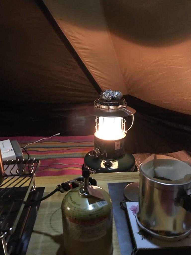 キャンプの石油ストーブ ならトヨトミレインボー|愛用者が実感した5つのいい所